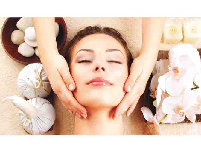 Facial at Andrew Stefanou Salon and Spa