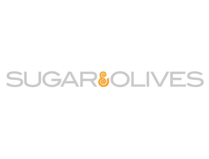 Duo cooking class at Sugar and Olives