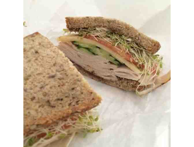Gift Certificate to Club Sandwich New Canaan