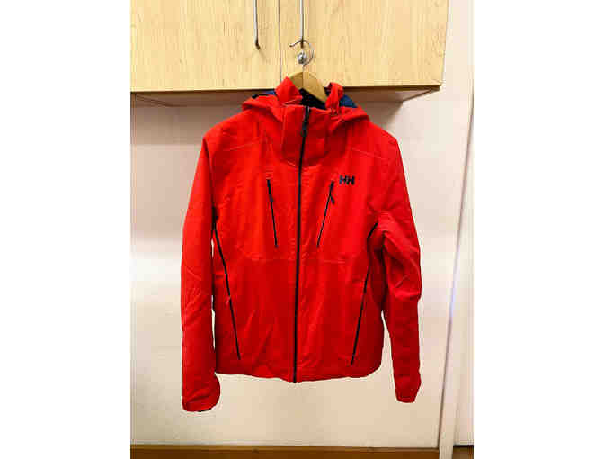 Helly Hansen Jacket - Men's Red (Size S) - Photo 1