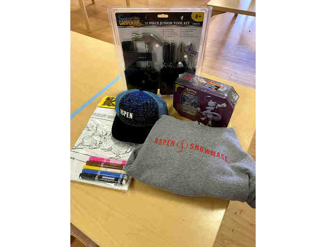 Hoodie, Hat, Pokemon Card Game, Color Your Own, T-shirt, Tool set - Photo 1
