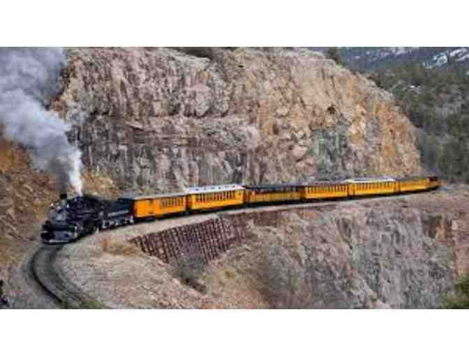 Durango Silverton Narrow Gauge Railroad - 2 tickets