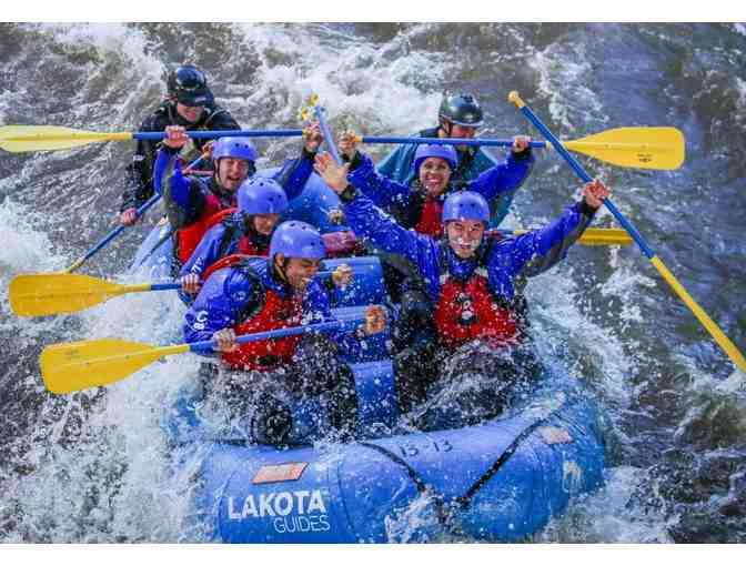 Glenwood Adventure Center 1/2 Day Rafting Trip for 4