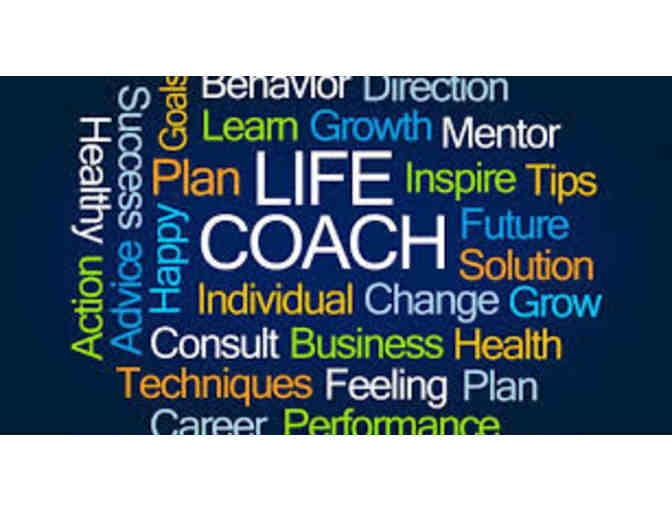 2 Professional Life Coaching Sessions