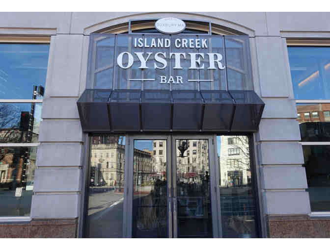 Island Creek Oyster Restaurant Gift Card
