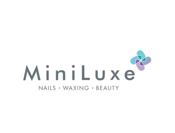 MiniLuxe Performance polish Mommy and Me Mani/Pedis