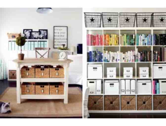 Time to get Organized! Enjoy 1 Four Hour Organization Session for your home