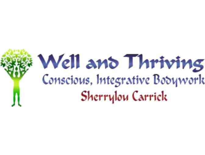 Well and Thriving Integrative Body Work with Sherrylou Carrick