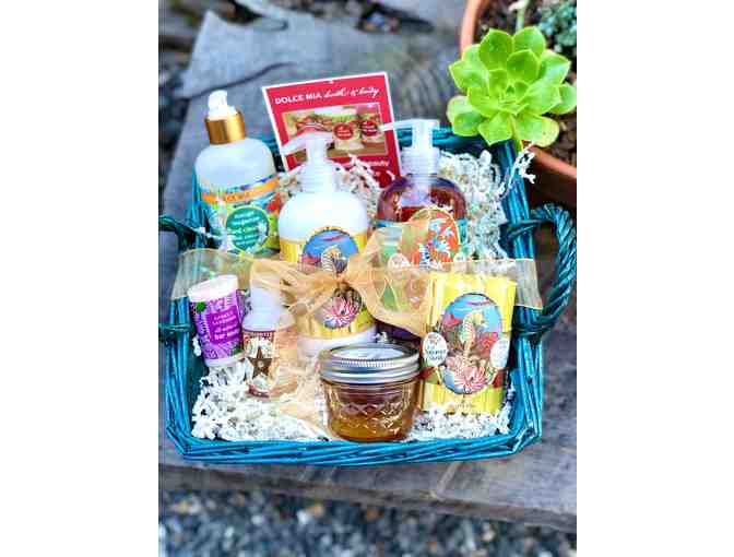 Wellness Basket from Dolce Mia