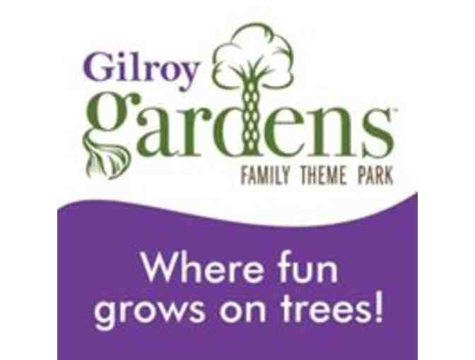 2 Tickets to Gilroy Gardens