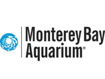 2 General Admission tickets to the Monterey Bay Aquarium