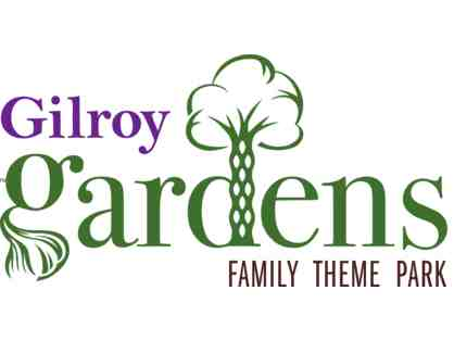 2 Single Day Admissions to Gilroy Gardens