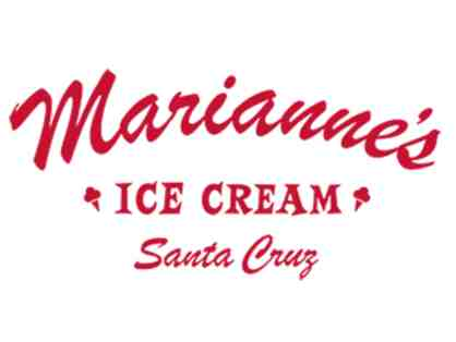 $20 in gift certificates to Marianne's Ice Cream