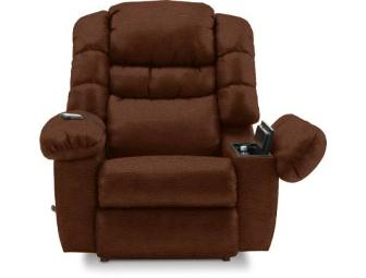 LaZBoy Rocker 'Chill' Recliner With Fridge Built In!