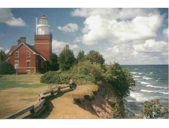 $100 Gift Certificate to Big Bay Point Lighthouse B&B plus Cookbook
