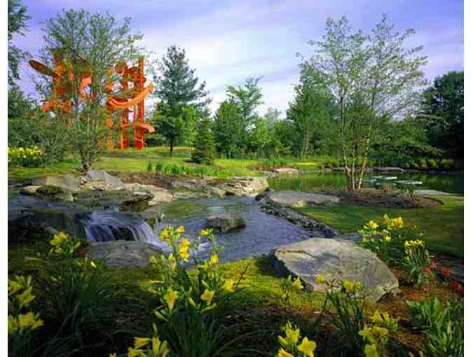 Family pack of four tickets to Frederik Meijer Gardens and Sculpture Park
