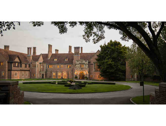 2 Tickets for Guided Tour of Meadow Brook Hall