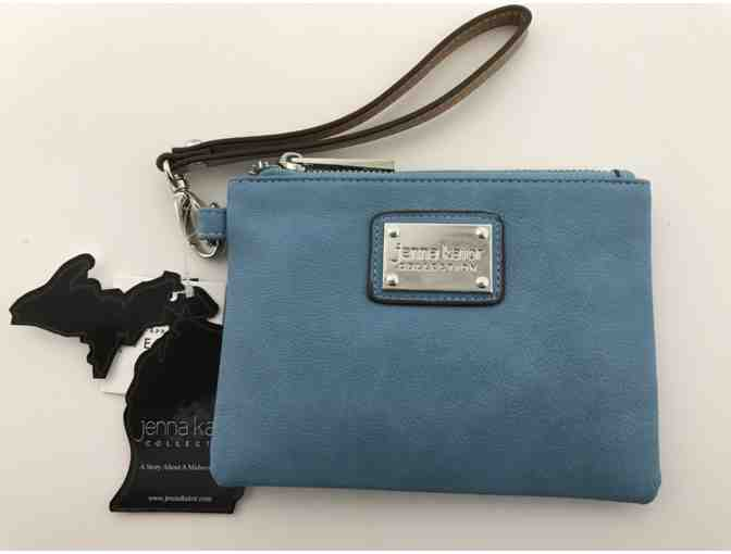 Jenna Kator Collection South Haven Wristlet