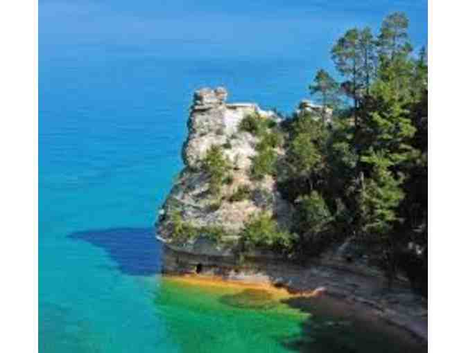 2 Tickets for Pictured Rocks Cruises & $200 Gift Certificate to Holiday Inn Munising