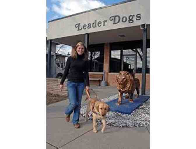 Exclusive VIP Experience at Leader Dogs for the Blind in Rochester Hills, MI