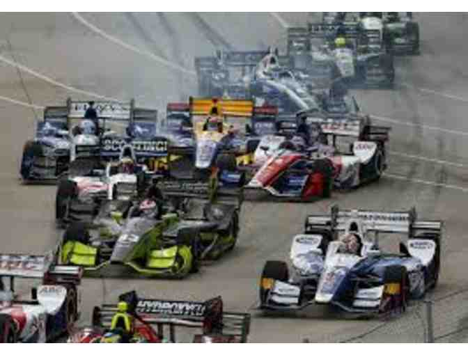 Two Tickets & Paddock Access to the 2018 Detroit Grand Prix