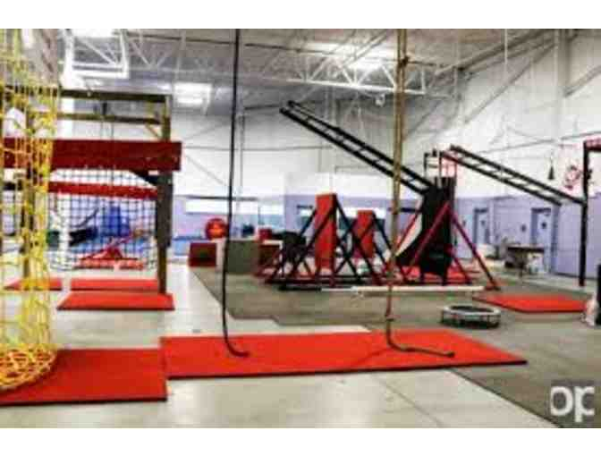 Gift Certificate for Open Gym/Class at GRIT Obstacle Training