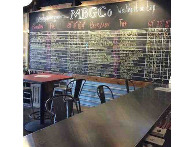 $25 Michigan Beer Growler Co. Gift Card