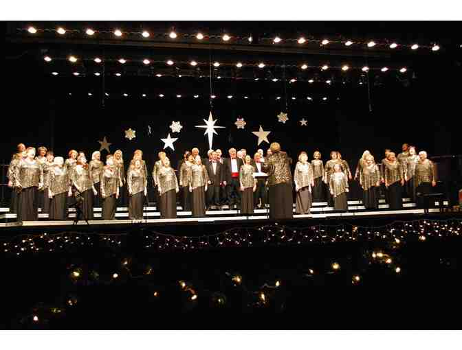 2 Tickets to the Livonia Civic Chorus 'SING We Now of CHRISTMAS' Concert