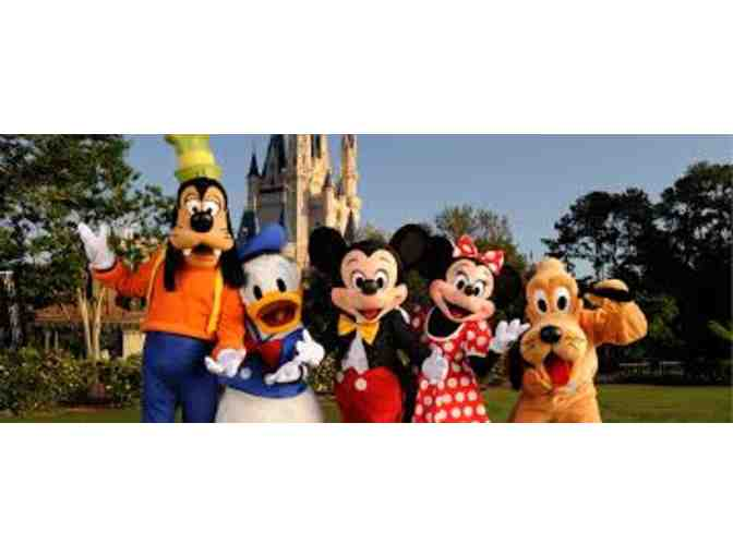 Four One-Day Park Hopper passes to Walt Disney World