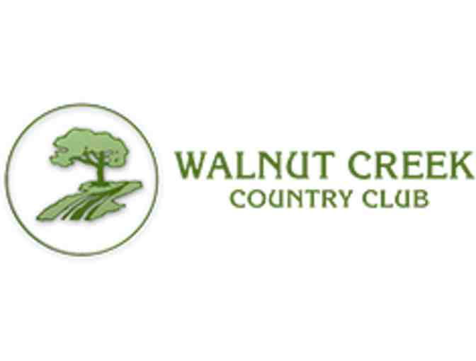18 Holes of Golf for 4 including Cart at Walnut Creek Country Club