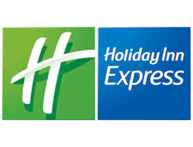 Voucher for Overnight Stay at Holiday Inn Express & Suites Plymouth, MI