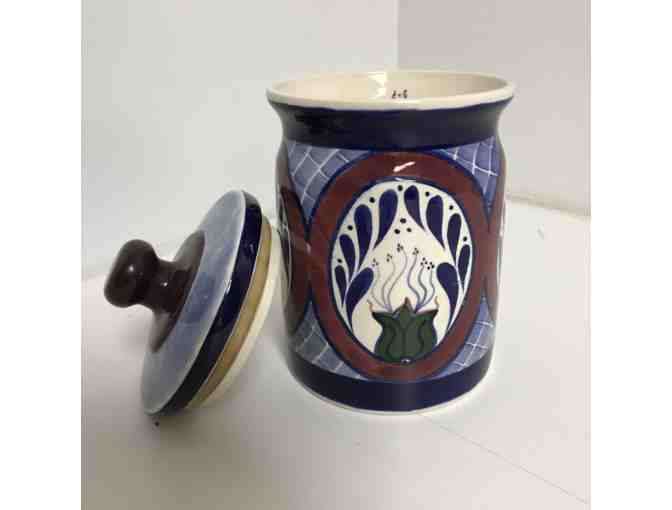 Hand crafted Mexican ceramic accent pieces