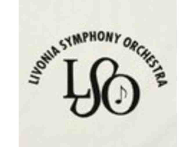2 Sets of Season Tickets to the Livonia Symphony Orchestra