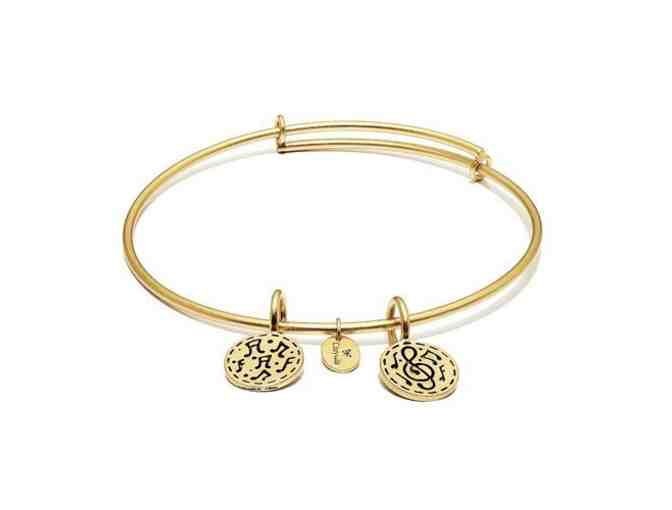 Chrysalis Festival Expandable Bangle Bracelet