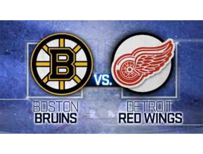 2 Tickets & Prepaid Parking to Colorado Avalanche vs. Red Wings at Little Caesars Arena