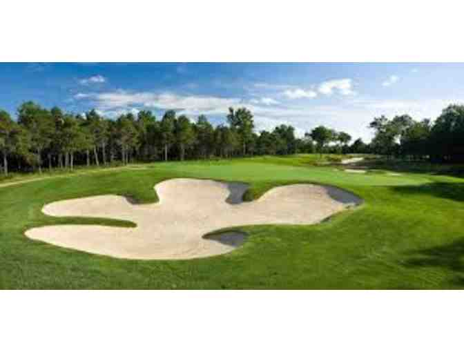 18 Holes of Golf for 4 Players at Forest Dunes Golf Club