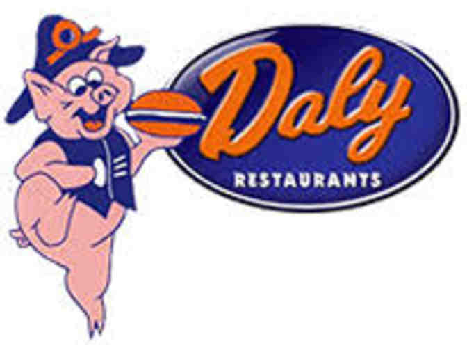 2 $20 Gift Cards for Daly restaurants
