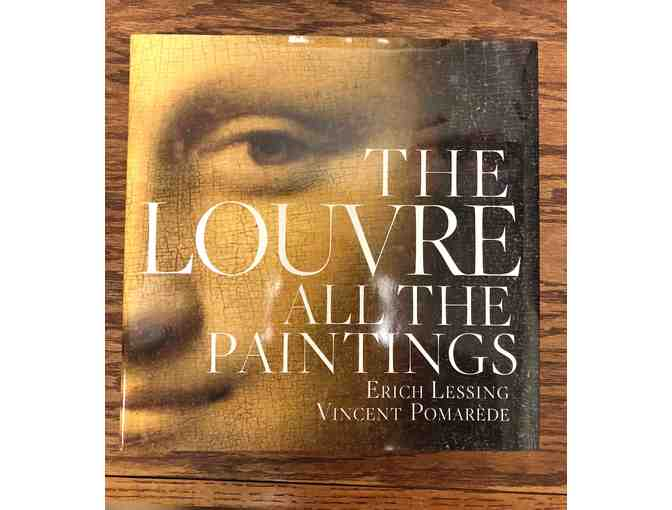 'The Louvre - All the Paintings' Book