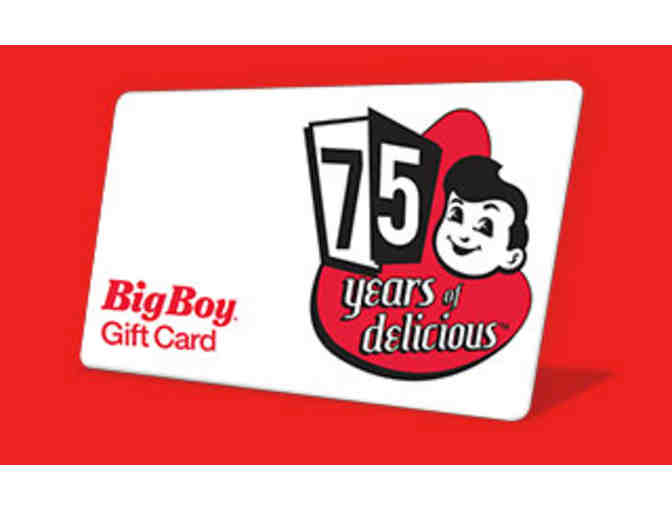 $25 Big Boy Gift Card