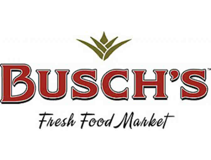 $25 Busch's Fresh Food Market Gift Card