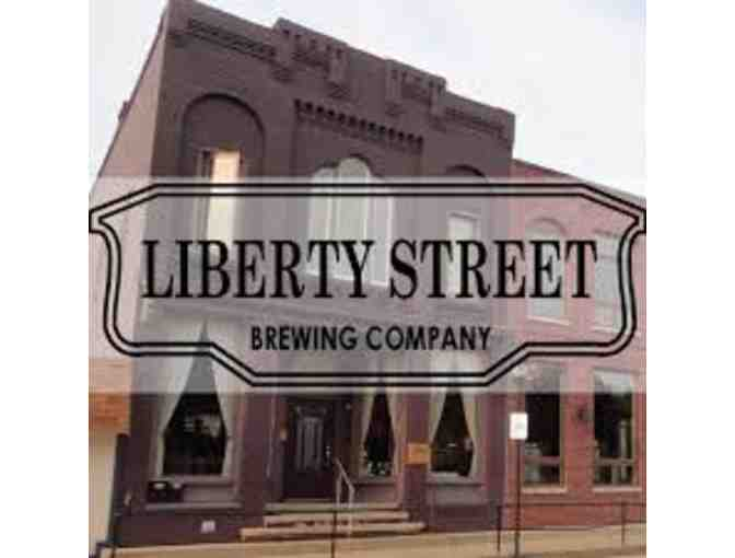 $100 Gift Card to Liberty Street Brewing Co. in Plymouth, MI