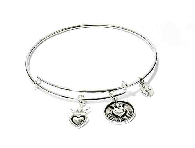 Chrysalis Friendship Expandable Bangle Bracelet