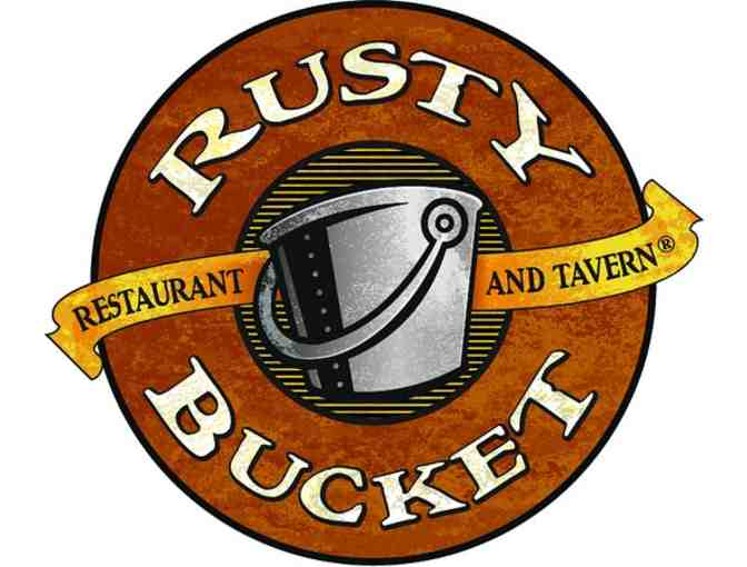 $20 Gift Card to Rusty Bucket