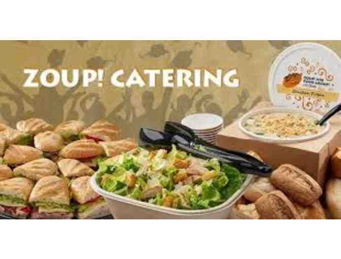 $100 Zoup Catering Party
