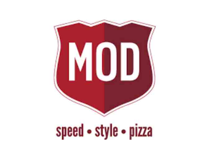 $25 Gift Card to MOD Pizza