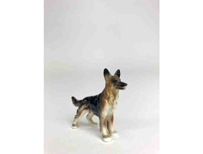 Set of 3 Vintage Miniature German Shepherds