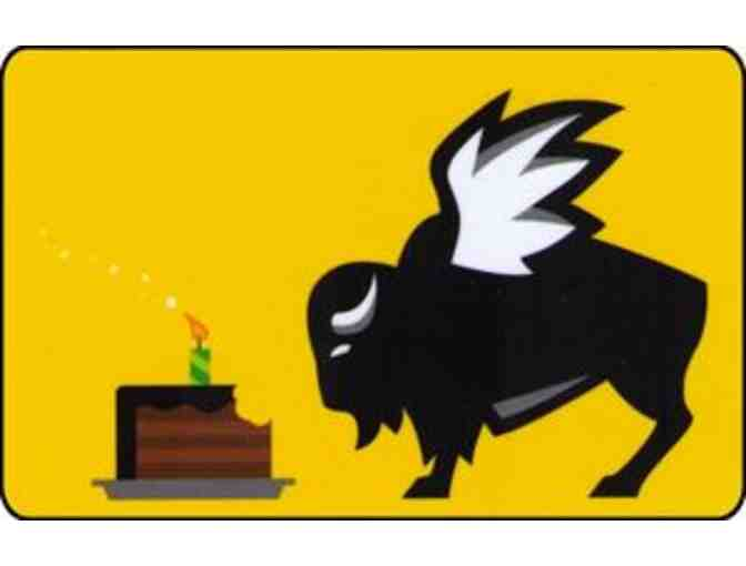 $50 Buffalo Wild Wings Gift Card