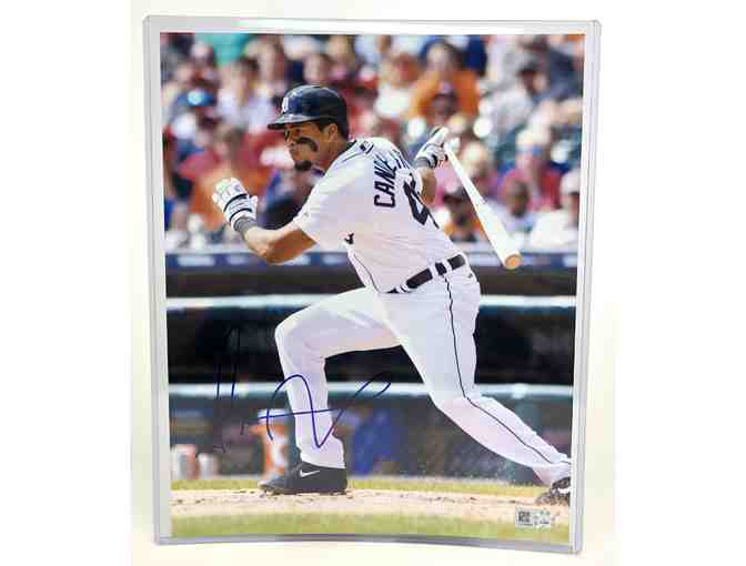 Autographed Photo of Detroit Tiger Jeimer Candelario