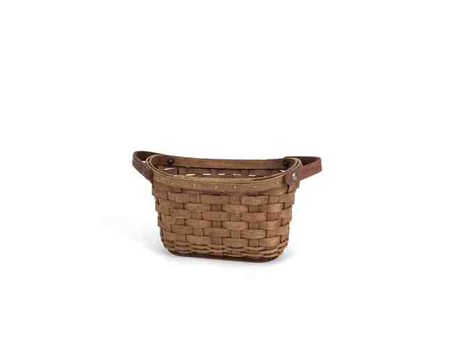 Longaberger Journal Basket