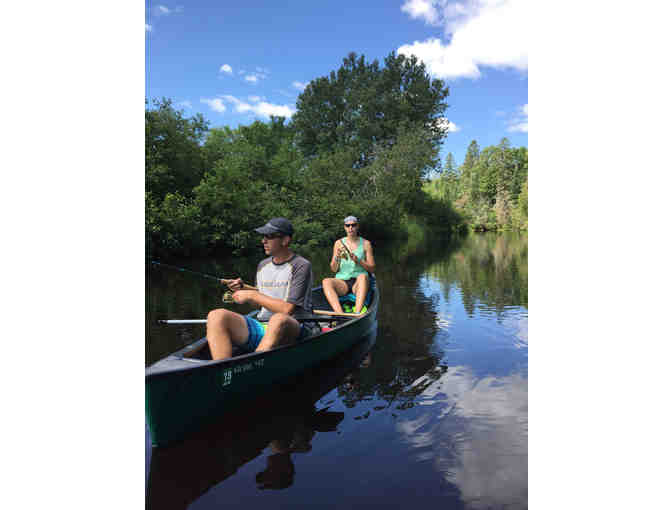 Canoe Trip on the Beautiful Tahquamenon River - Photo 2